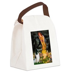 Fairies / Eng Springer Canvas Lunch Bag