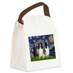 Starry / 2 Eng Springe Canvas Lunch Bag