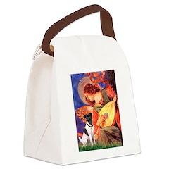 Mandolin / Smooth T (#1) Canvas Lunch Bag