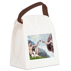 Creation / Smooth T (#1) Canvas Lunch Bag