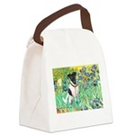 Irises / T (#1) Canvas Lunch Bag