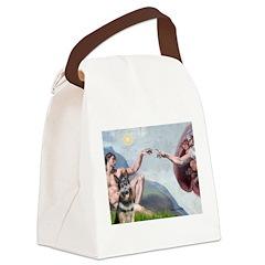 Creation / G-Shep Canvas Lunch Bag