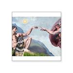Creation / G-Shep Square Sticker 3