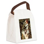 Ophelia / G-Shep Canvas Lunch Bag
