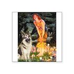 Fairies / G-Shep Square Sticker 3