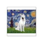 Starry / G-Shep Square Sticker 3