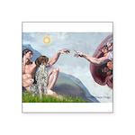 Creation / Ger SH Pointer Square Sticker 3