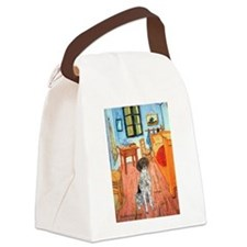 Creation / Ger SH Pointer Canvas Lunch Bag
