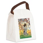 Spring / Ger SH Canvas Lunch Bag