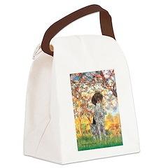 Spring / Ger SH Canvas Lunch Bag