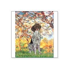 Spring / Ger SH Square Sticker 3