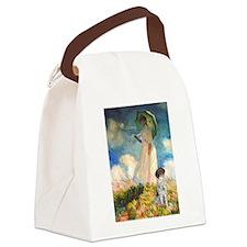Umbrella / Ger SH Pointer Canvas Lunch Bag