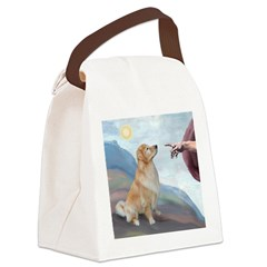 God's Golden (#11) Canvas Lunch Bag