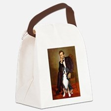 Lincoln / GSMD Canvas Lunch Bag