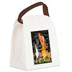 Fairies / GSMD Canvas Lunch Bag