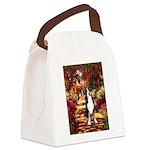 Path / GSMD Canvas Lunch Bag