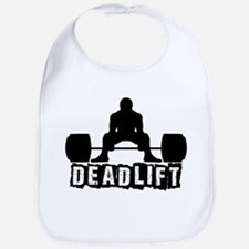 Deadlift Black Bib