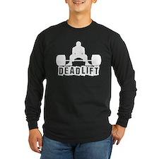 Deadlift Black T