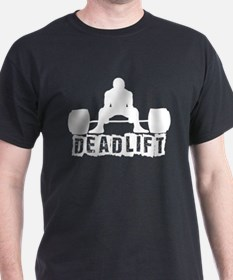 Deadlift Black T-Shirt