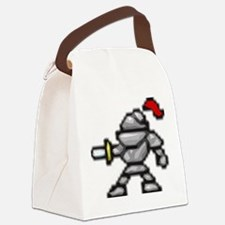 knightscharge Canvas Lunch Bag