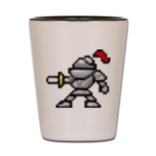 knightscharge Shot Glass