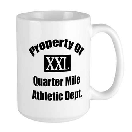 Property XXL Quarter Mile Athletic Department Larg