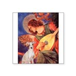 Mandolin / Ital Greyhound Square Sticker 3