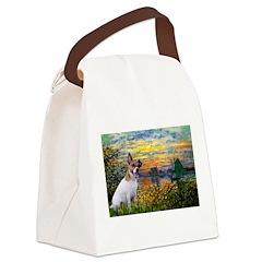 Sunset / JRT Canvas Lunch Bag