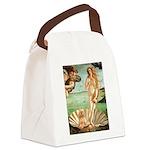 Venus / Lhasa Apso #9 Canvas Lunch Bag