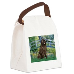 Bridge / Newfoundland Canvas Lunch Bag