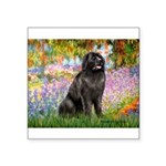 Garden / Newfoundland Square Sticker 3