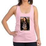 Mona / Nor Elkhound Racerback Tank Top