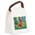 Bridge / Nova Scotia Canvas Lunch Bag