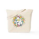 Wind Flowers & Nova Scotia 3/4 Sleeve T-shirt (Dar
