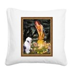 Midsummer / OES Square Canvas Pillow