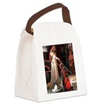 Princess & Papillon Canvas Lunch Bag