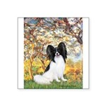 Spring & Papillon Square Sticker 3