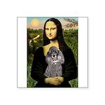 Mona / Poodle (s) Square Sticker 3