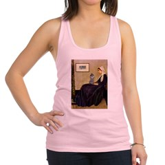 Whistler's / Poodle(s) Racerback Tank Top