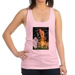 Fairies / Std Poodle(w) Racerback Tank Top