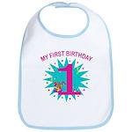 1st Birthday Bib