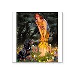 MidEve / Rottweiler Square Sticker 3