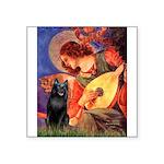 Mandolin / Schipperke #5 Square Sticker 3