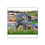 Lilies #2 & PS Giant Schnauze Square Sticker 3