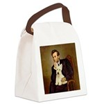 Lincoln / Scottie (w) Canvas Lunch Bag