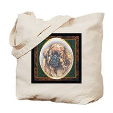 Leonberger Dog Graphic Tote Bag