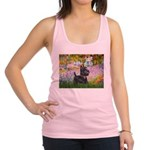 Garden (Monet) - Scotty Racerback Tank Top
