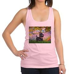 Garden (Monet) - Scotty Racerback Tank Top