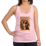 Vase / Scottie (blk) Racerback Tank Top