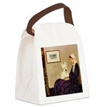 Whistlers / Scottie (w) Canvas Lunch Bag